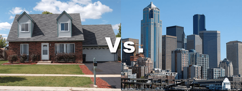 Residential vs. Commercial Property Management