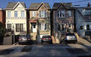 Houses Danforth Upper Beaches Toronto ON