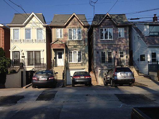 Houses Danforth Upper Beaches Toronto ON