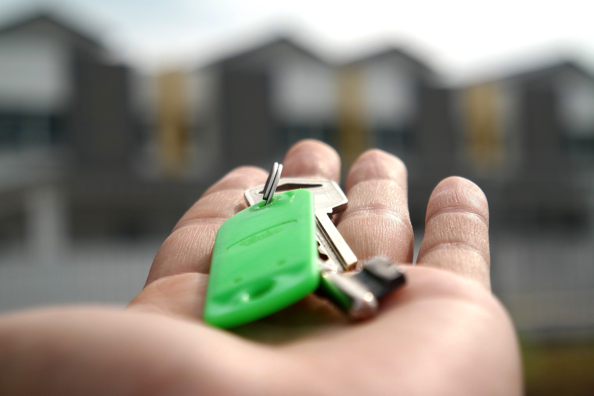 key on hand
